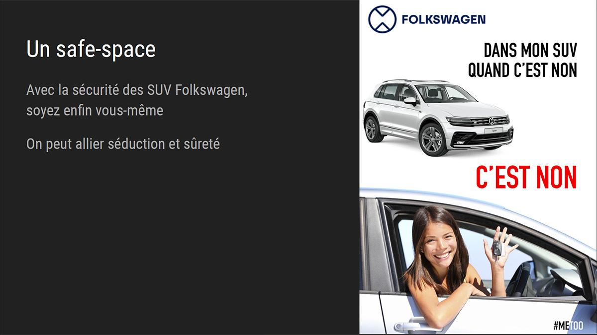 Folkswagen : Safe-space