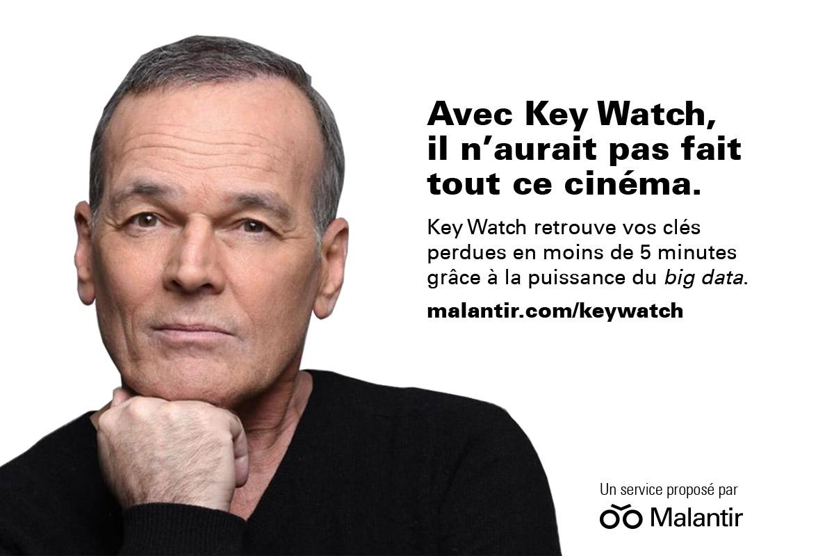 Malantir : Pub Laurent Baffie
