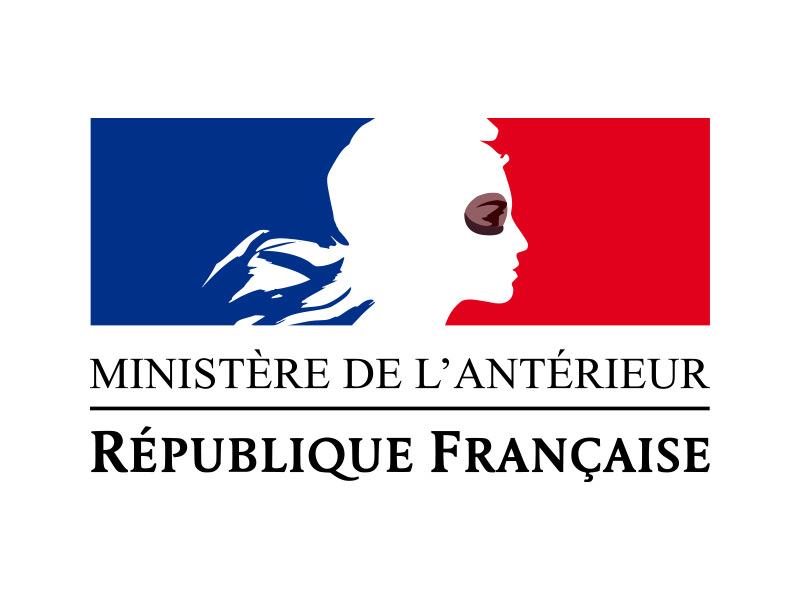 Ministère de l'Antérieur logo