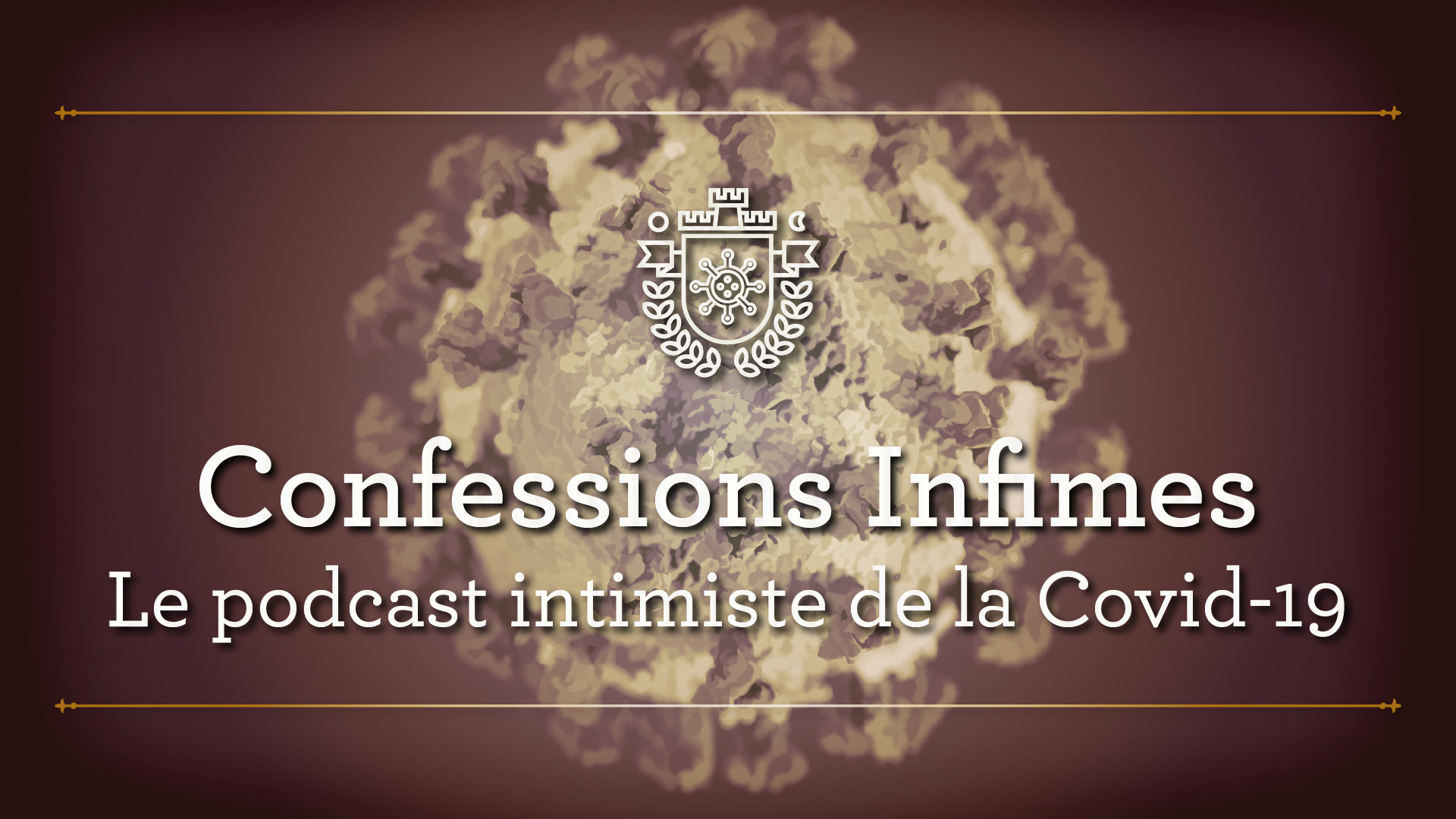 Confessions Infimes - Podcast Cover